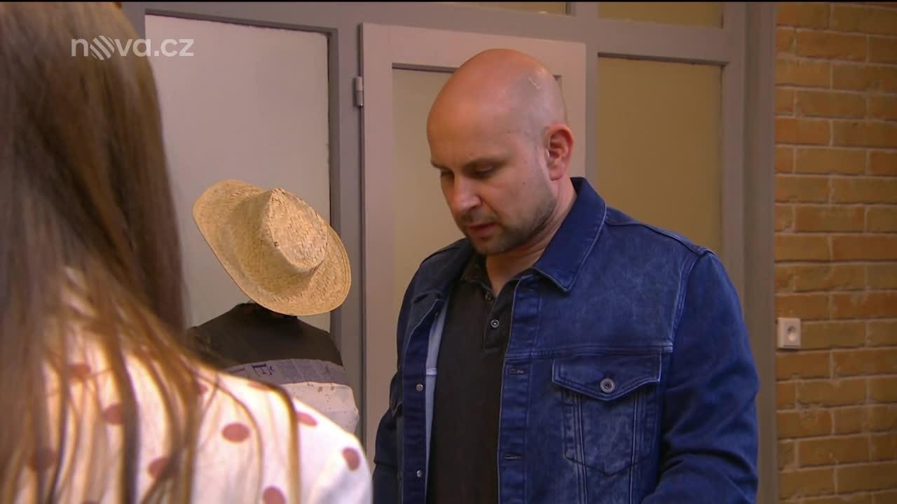 To Martin nečeká.  Jak se Veronika postaví k rozvodu?