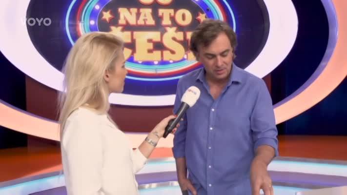 Velké novinky v pořadu Co na to Češi: Tomáš Matonoha prozradil, na co při stavbě nového studia zapomněli!