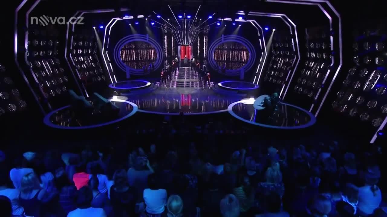 Marek Lambora jako Hugh Jackman – The Greatest Show