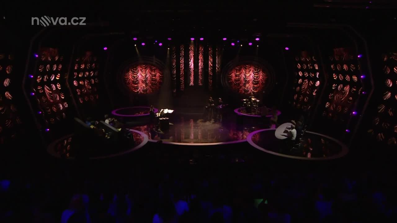 Zuzana Norisová a Adam Kraus jako Kylie Minogue a Nick Cave – Where the Wild Roses Grow