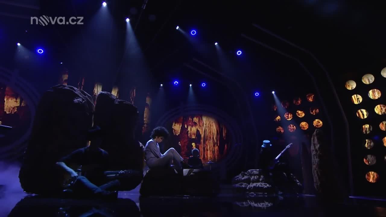 Zuzana Norisová jako The Cure – Lovesong
