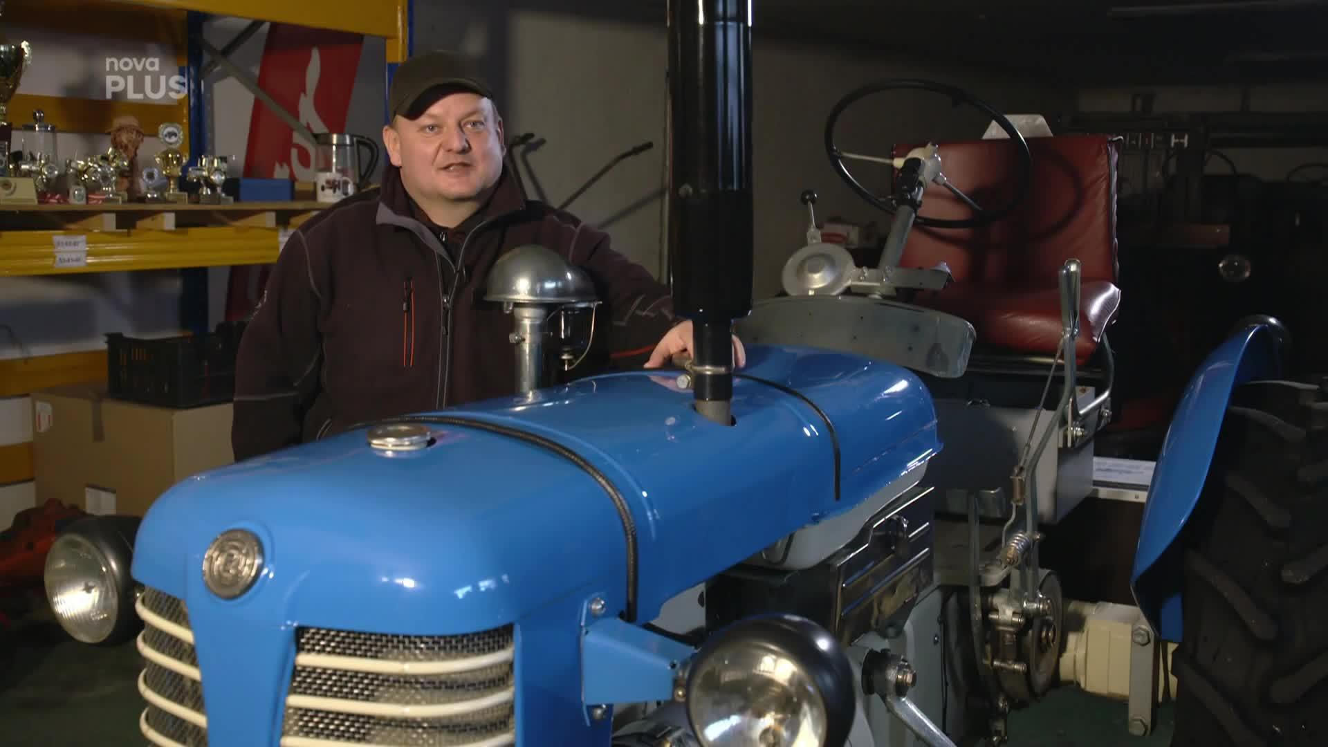 Víkend - Traktorista