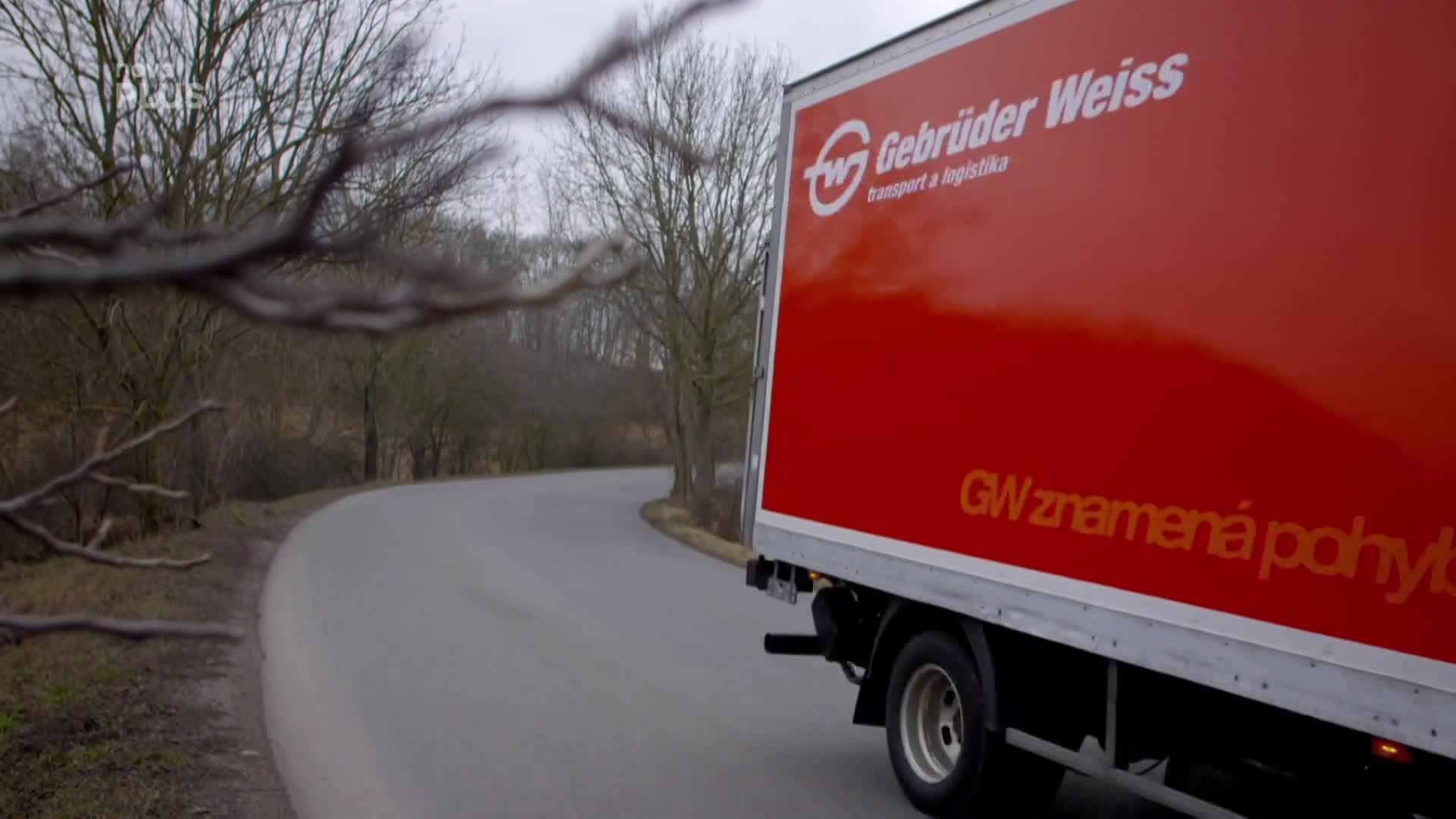 Víkend - Logistika Valentýn