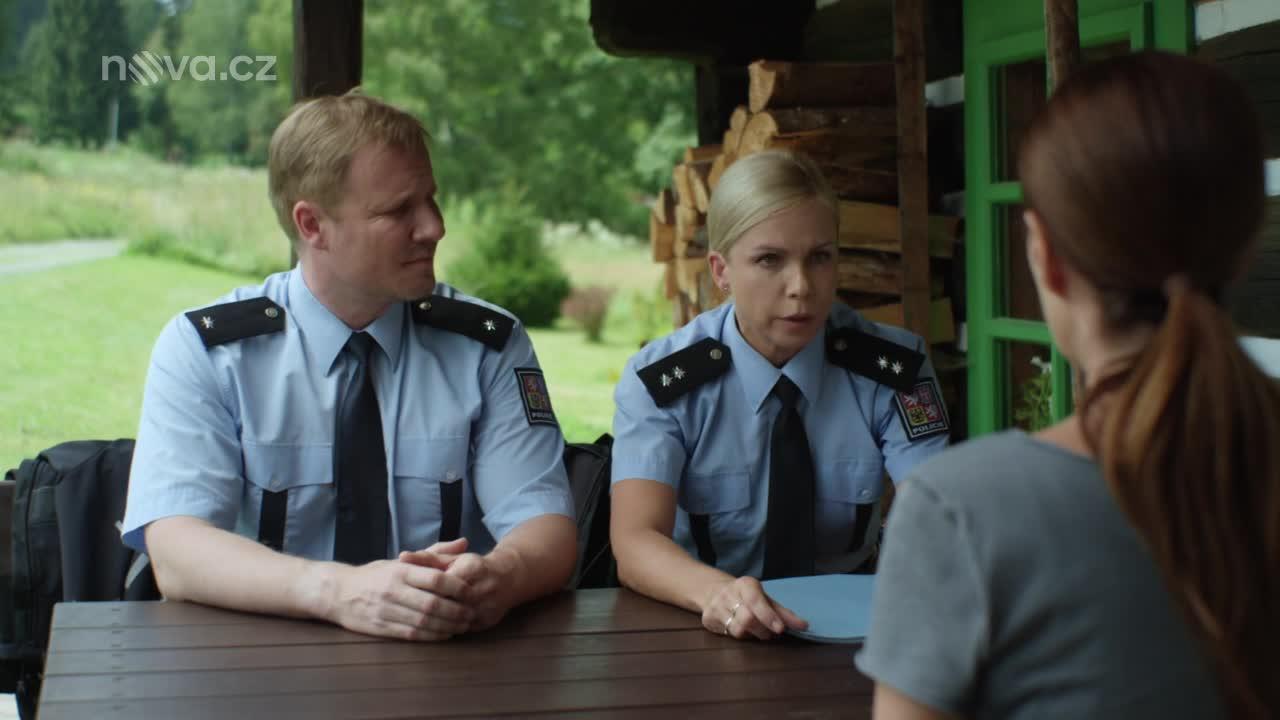 Bude mít tečka seriálu Policie Modrava pachuť smrti? Kapitánka musí vyřešit spor mezi bratry