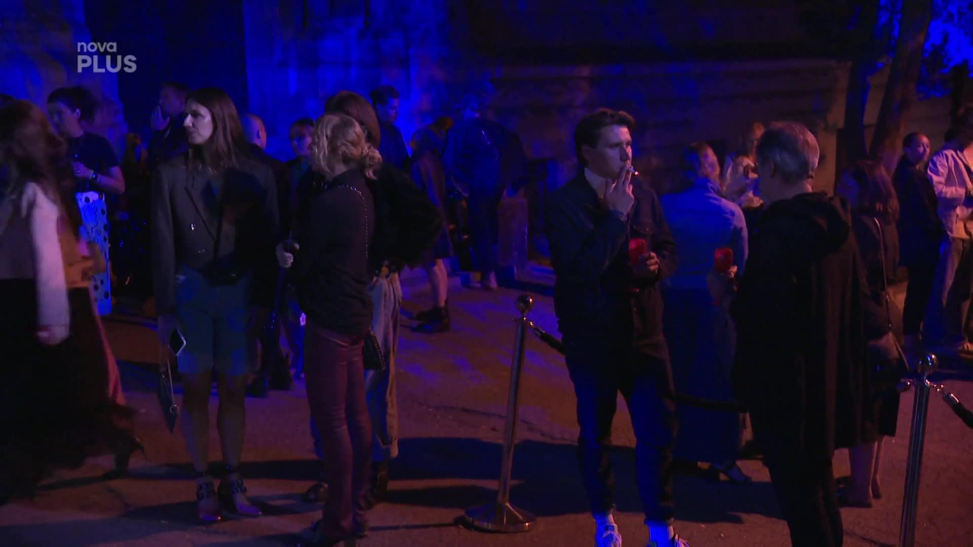 Kdo všechno se objevil na velkolepé party? Dorazil i zpěvák Albert Černý!