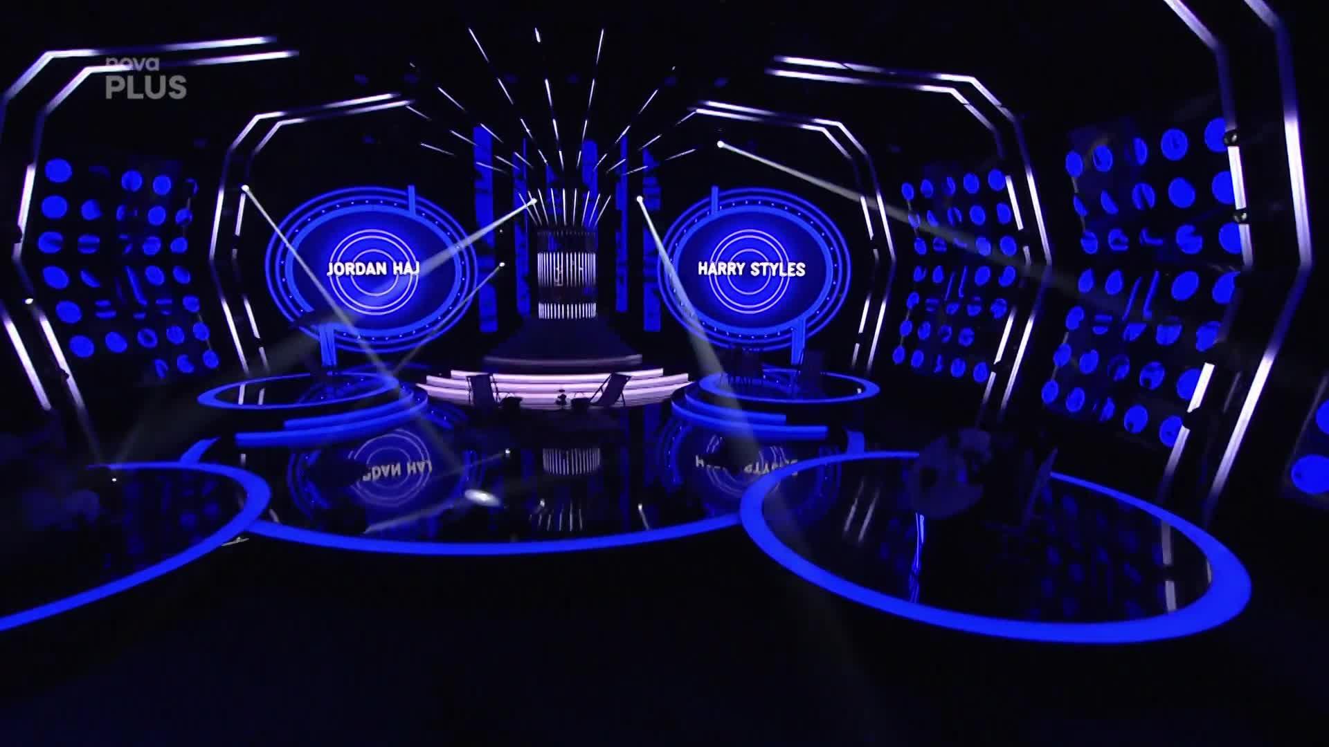Bonusové reportáže 2020 Tvář - výstřižky z dílů - Jordan Haj - Harry Styles B094388