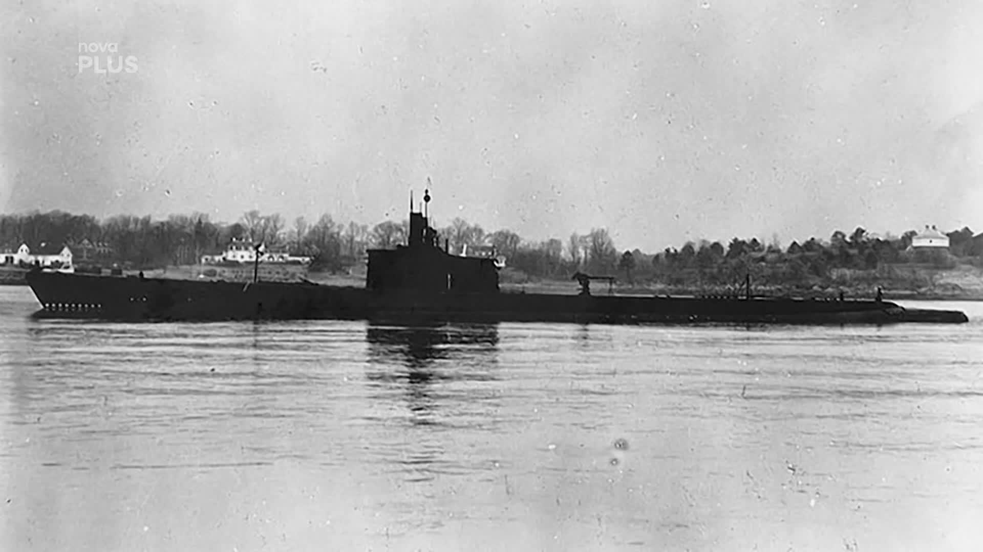 Neuvěřitelný objev: Našli australští potápěči ponorku z druhé světové války?