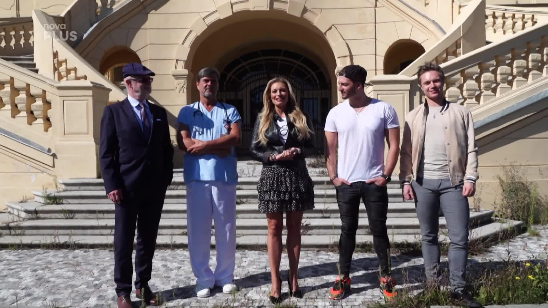 Tak to se povedlo! Lucie Borhyová předala Nemocnici Na Bulovce krásný dar