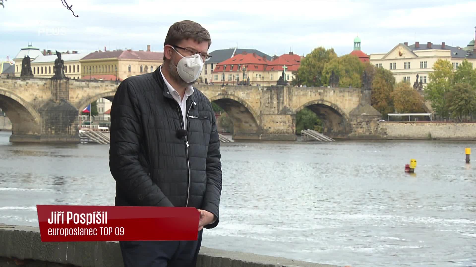 Osobní zkušenost s koronavirem. Jak postupovala tato nemoc u Jiřího Pospíšila?