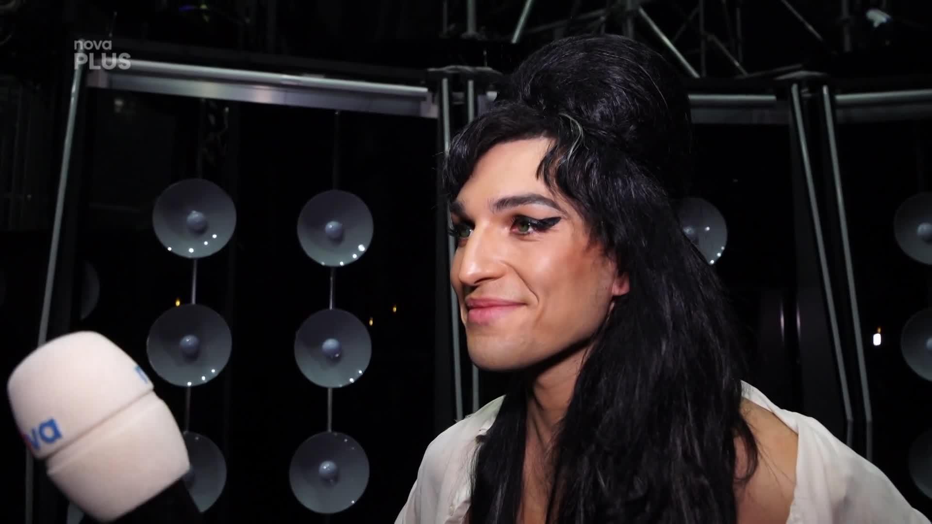 Bonusové reportáže 2020 TTMZH - backstage rozhovory - Jordan Haj vítězství 7. ep B095147