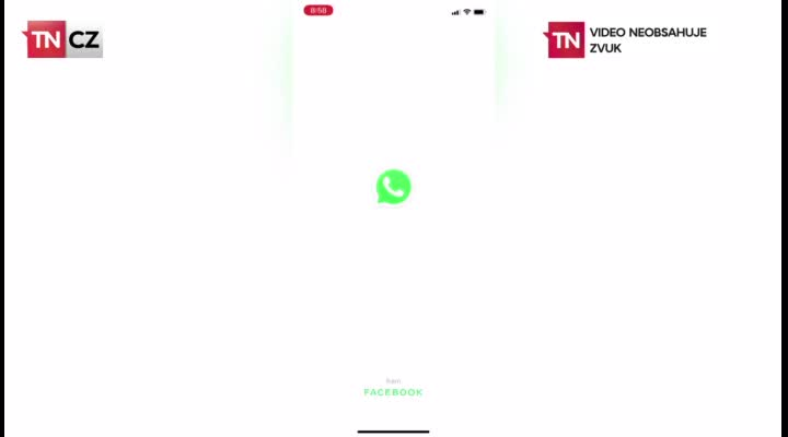Chcete dál používat aplikaci WhatsApp? Musíte souhlasit s novými podmínkami