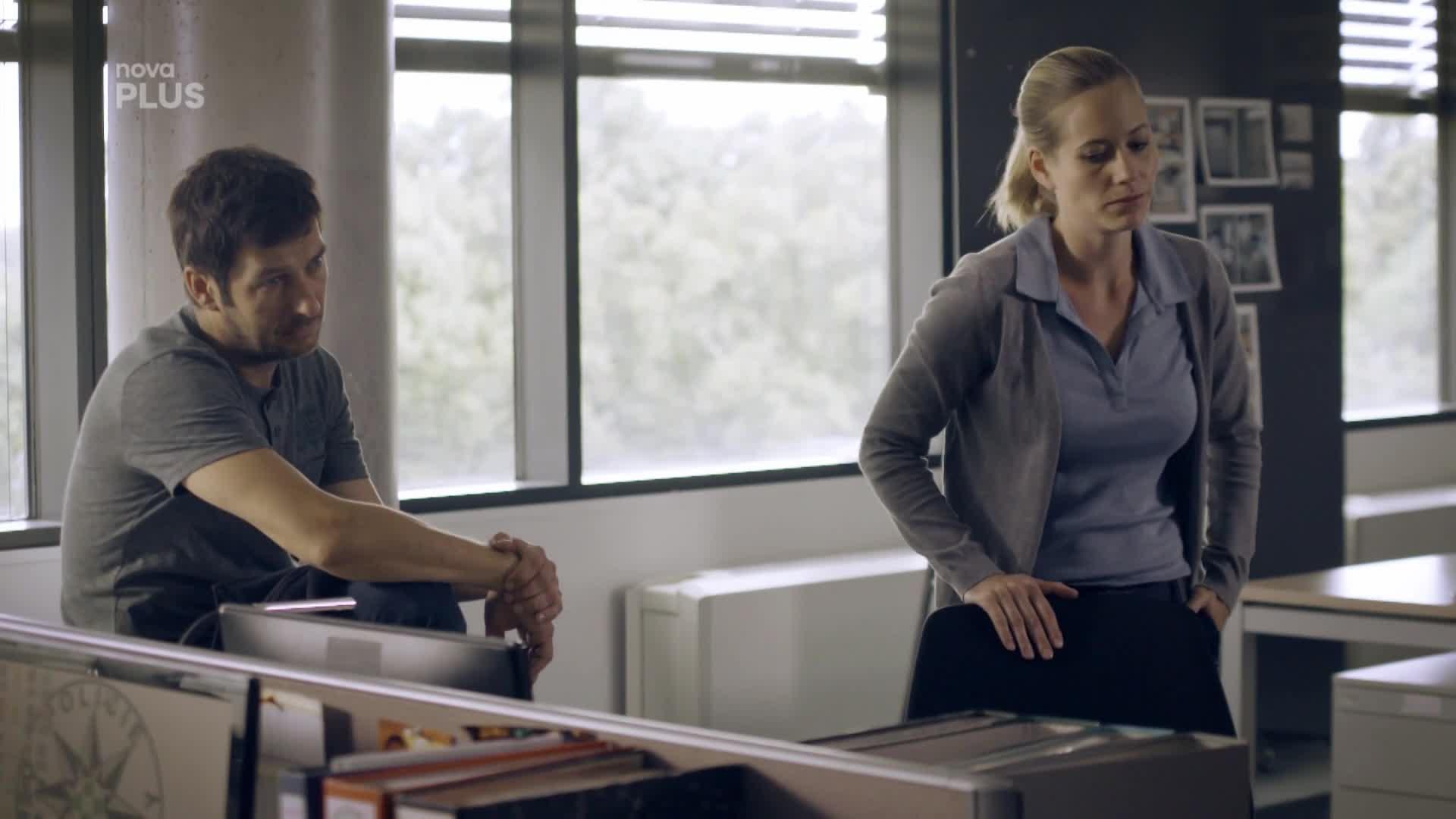 Manželka oběti šokuje Specialisty! Jak zareaguje na smrt manžela?