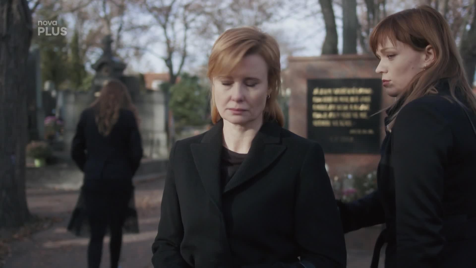 Pohřeb vAnatomii: Ze slov hereček doslova mrazí!