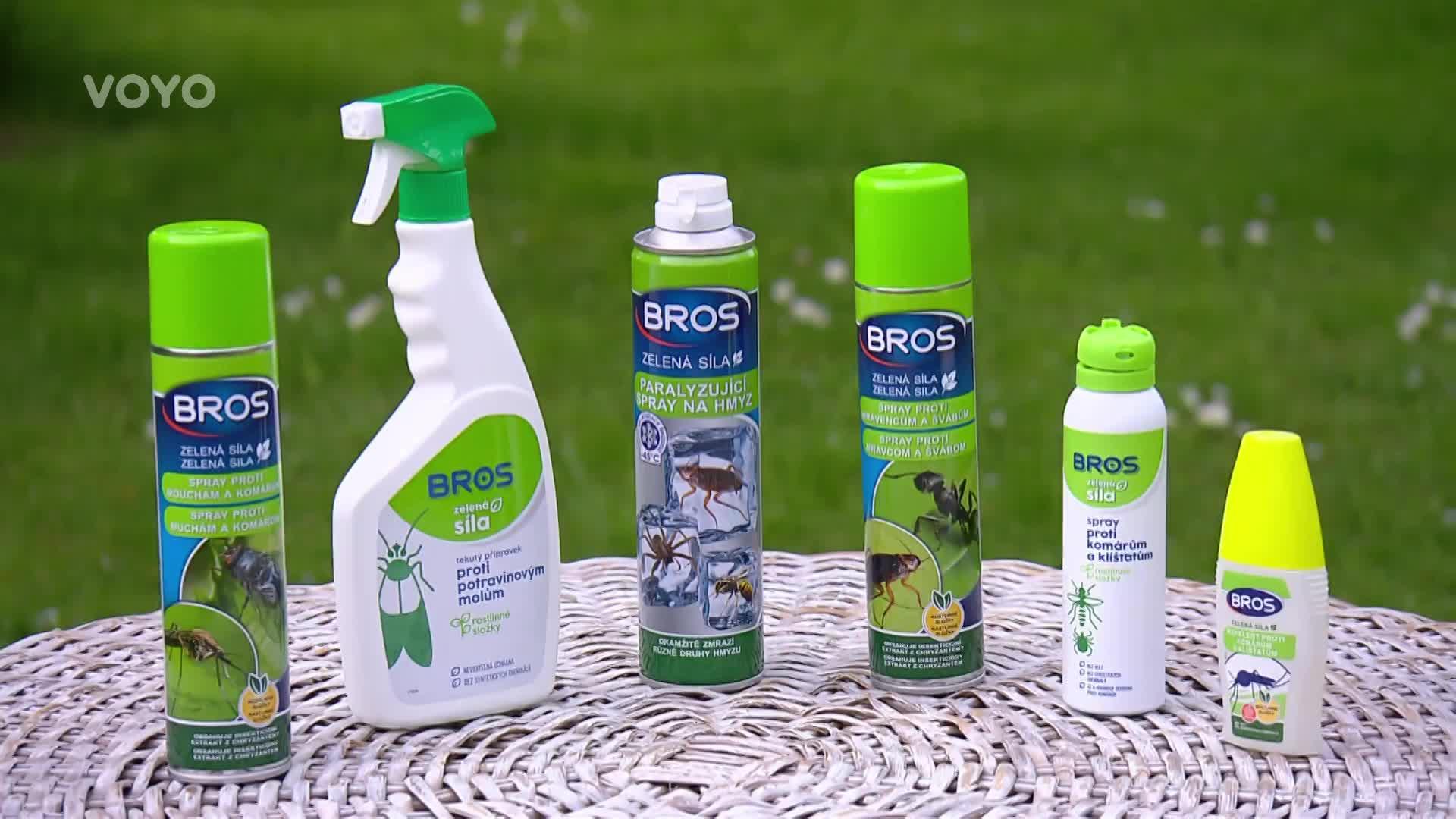 Soutěžte s pořadem Rady ptáka Loskutáka o produkty proti molům, komárům a klíšťatům!